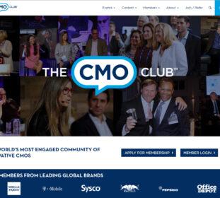 The CMO Club, a Salesforce Company
